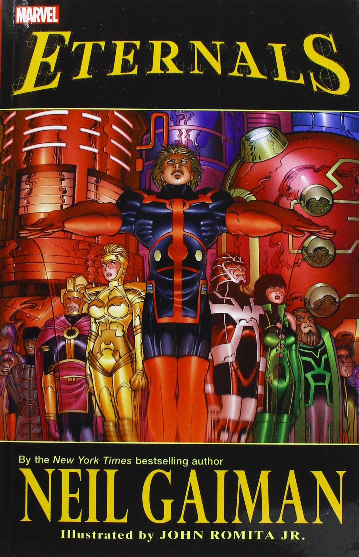 Eternals By Neil Gaiman Gaiman Neil Romita John 9781302913120 Books Amazon Ca