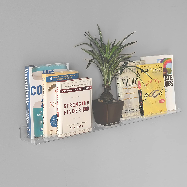 wallniture floating wall shelf photo ledge bookshelf