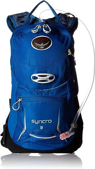 Amazon.com: Osprey Packs Syncro 3 - Mochila de hidratación ...