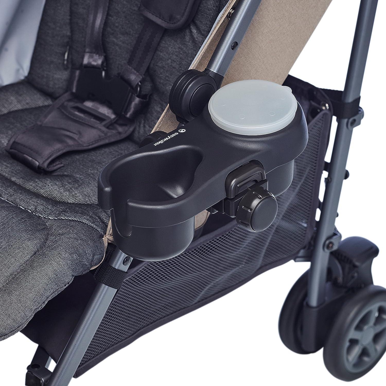 Bandeja peque/ña para silla de paseo buggy negro Easywalker