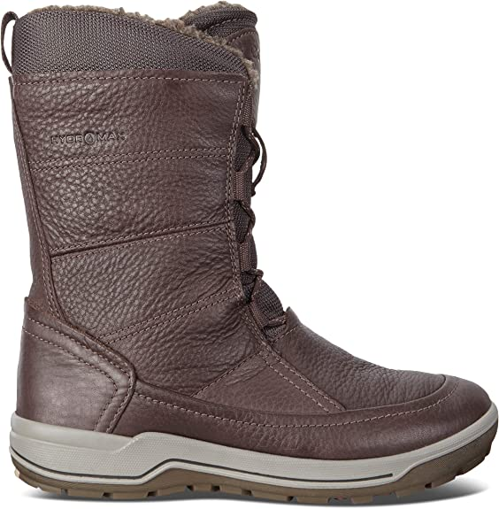 ecco Trace Damen Stiefel Braun Schuhe