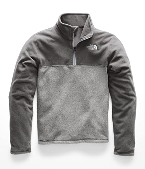 3f21ca9e4 The North Face Kids Boy's Glacier 1/4 Zip (Little Kids/Big Kids)