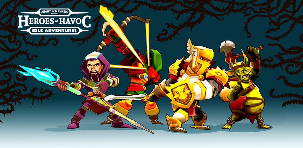Heroes of Havoc: Idle Adventures - Editor's Choice