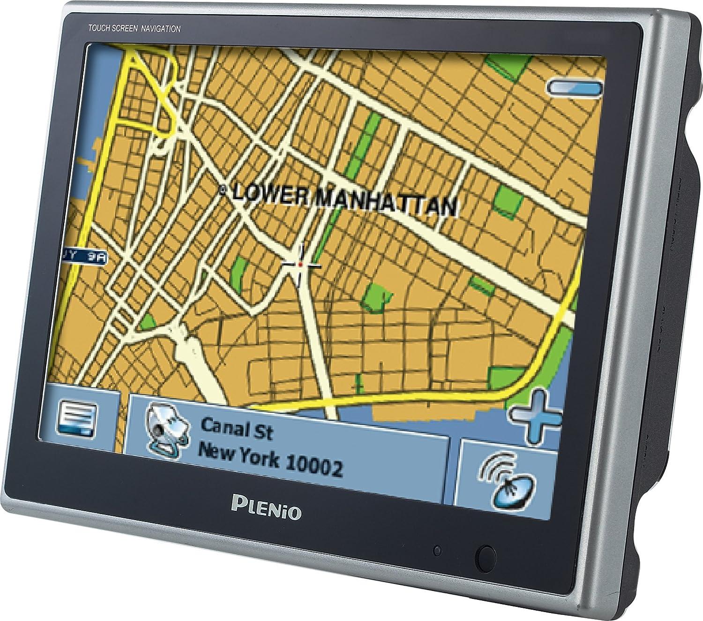 Amazon.com: plenio vxa-2100 7-Inch Portable GPS Navigator