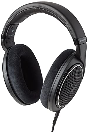 b6d7b4013da Sennheiser HD 598SR Over-Ear Headphone with Smart: Amazon.co.uk: Electronics