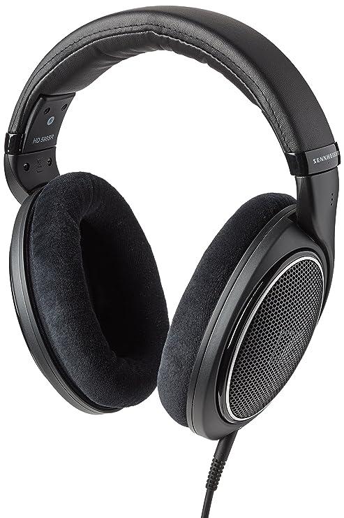 Sennheiser HD 598SR Cuffia Over-Ear con Smart Remote fb49bd172fe0
