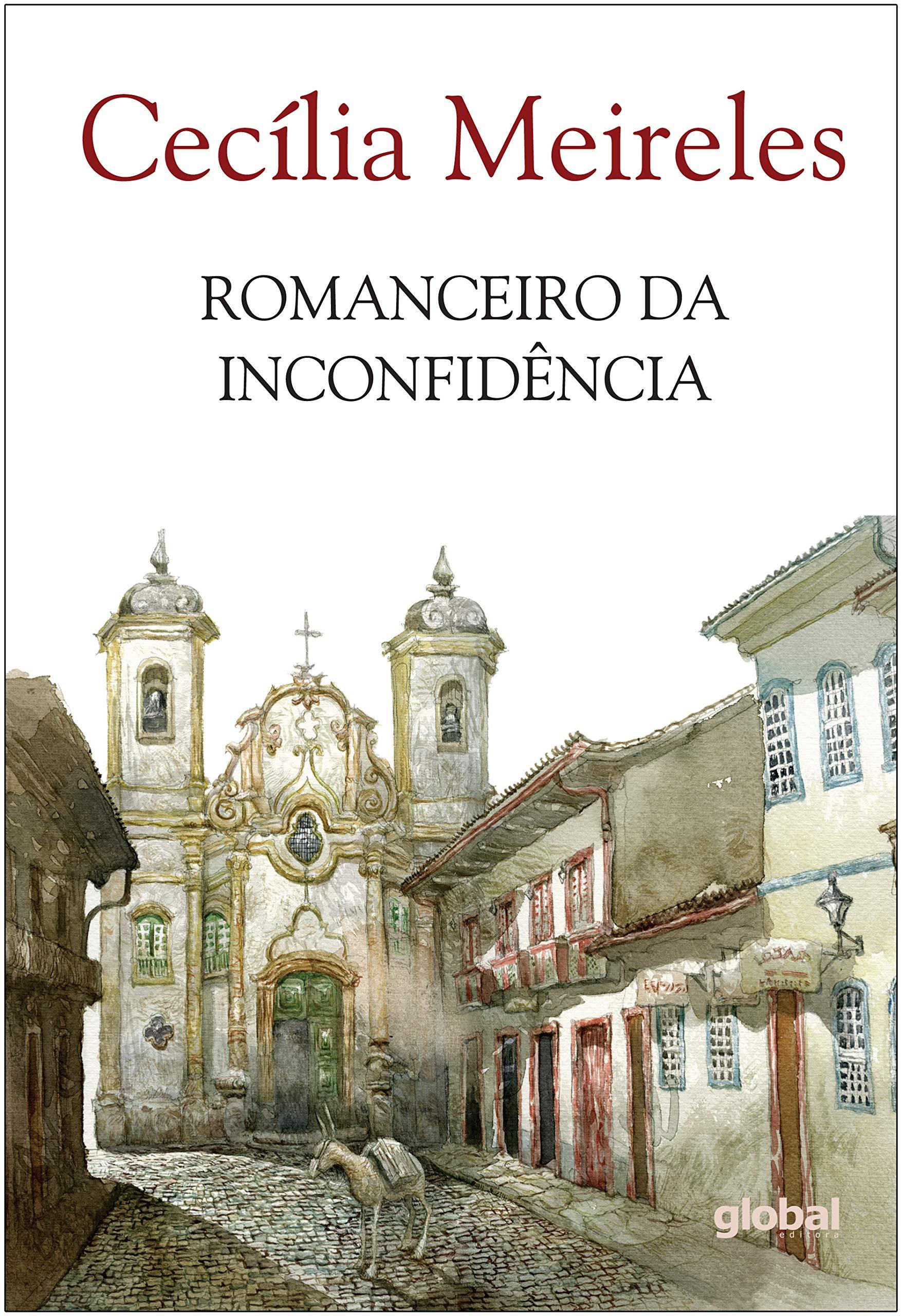 Romanceiro da Inconfidência   Amazon.com.br