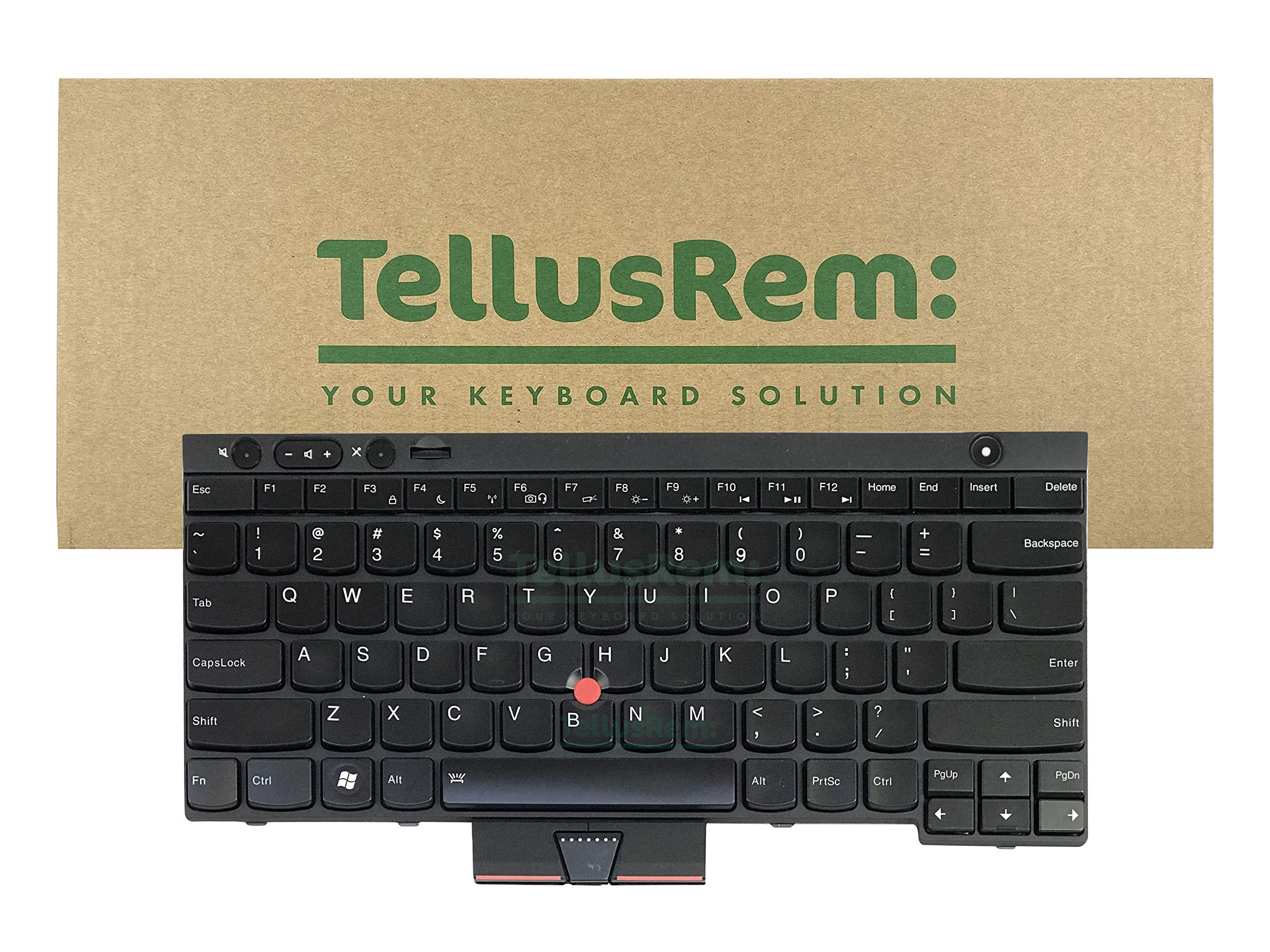 Teclado USA No Retroiluminado para Lenovo Thinkpad T430 T430