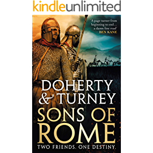 Sons of Rome (Rise of Emperors Book 1)