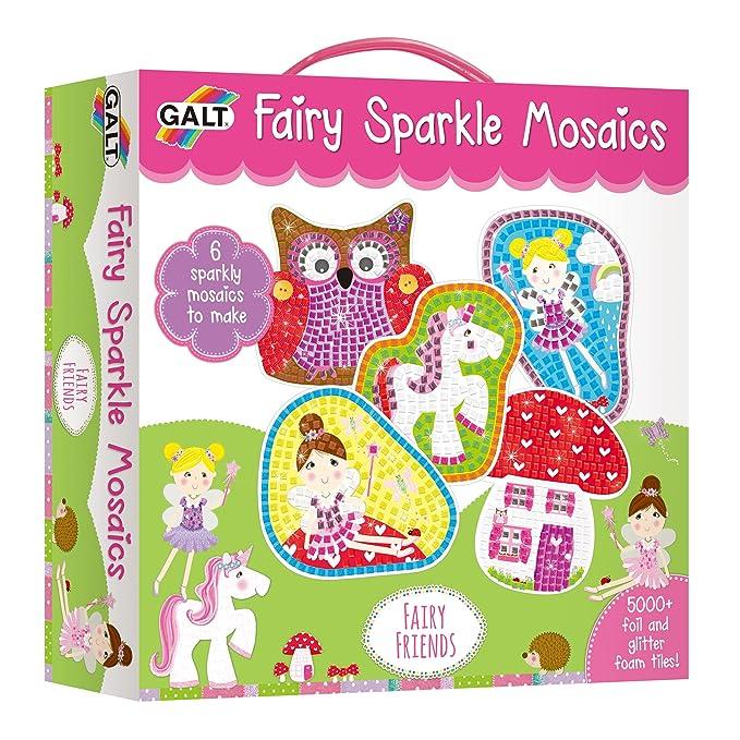 Galt Fairy Sparkle Mosaics Mosaics at amazon