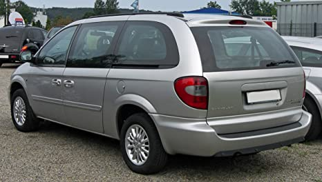 Chrysler Grand Voyager inclinado 4 x 4 Estate Car Caja de viaje de ...