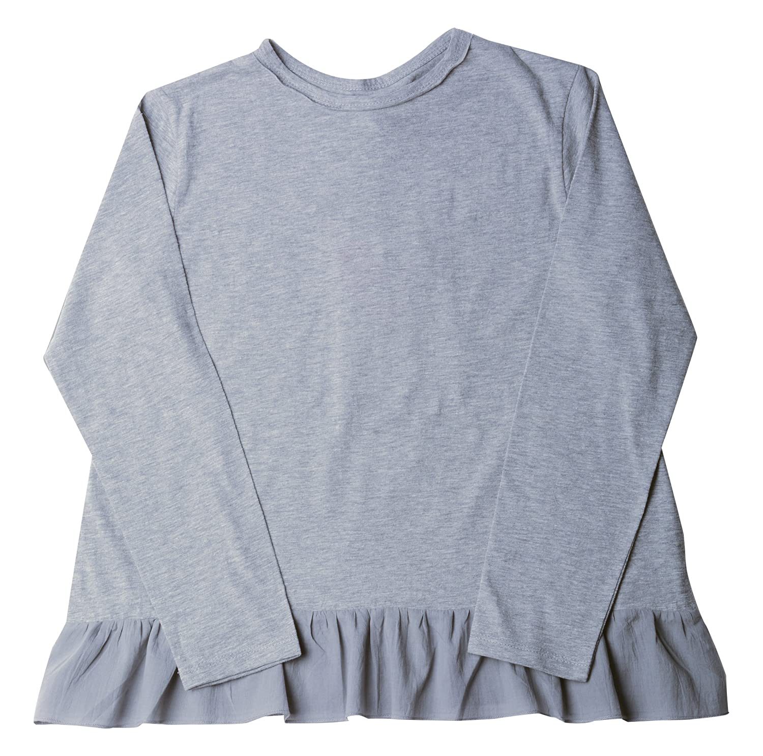 VITIVIC Baby Girls' Grecia Gris T-Shirt Grey 14 Years 102839