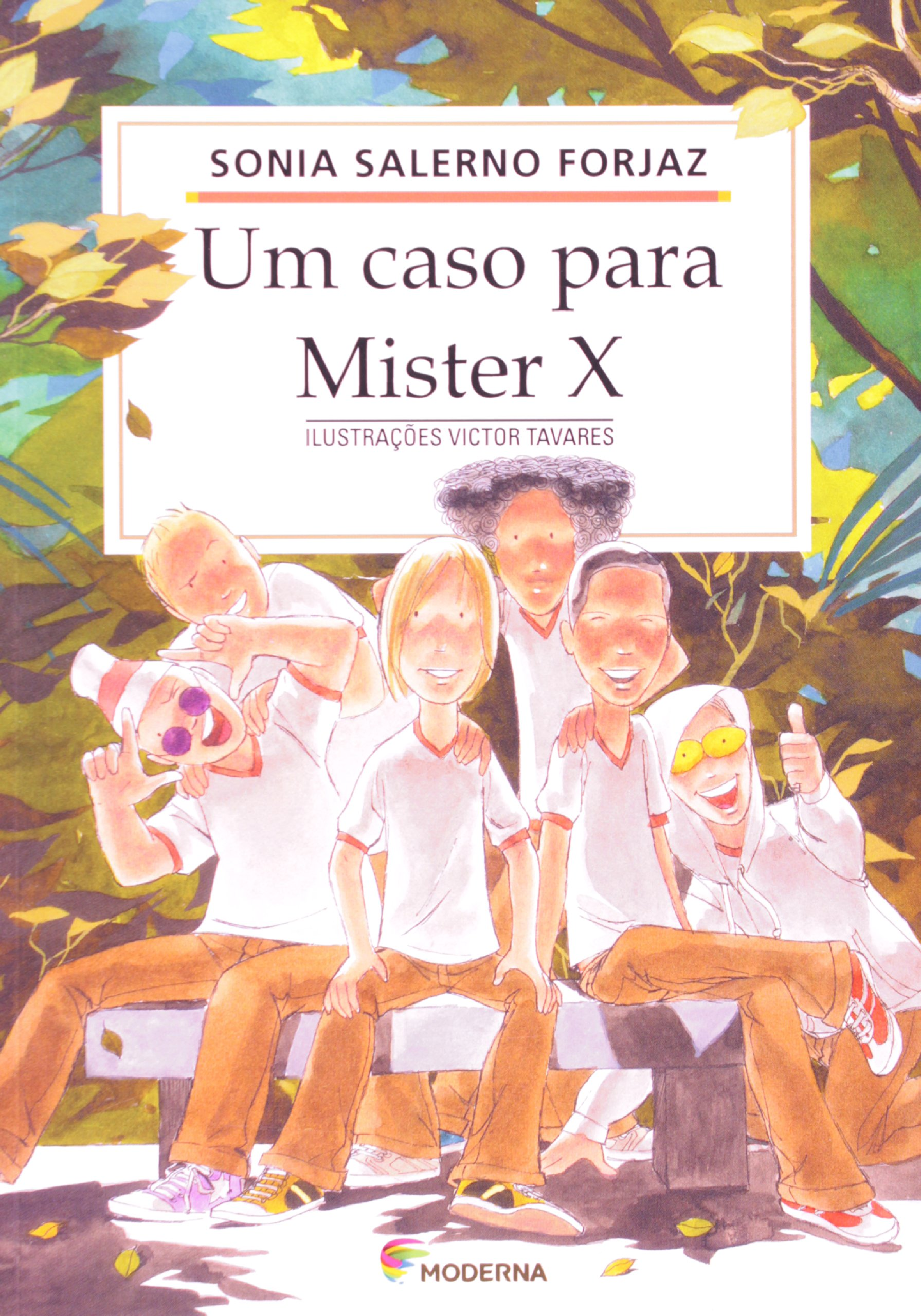 2f0a65f3b Um Caso Para Mister X - Livros na Amazon Brasil- 9788516041373