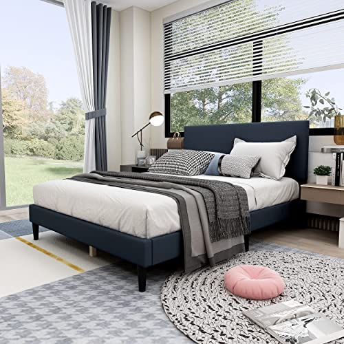 Panel Bed/Box Spring Bed - Panel Bed Vs. Platform Bed: The Reasons You Must Have One