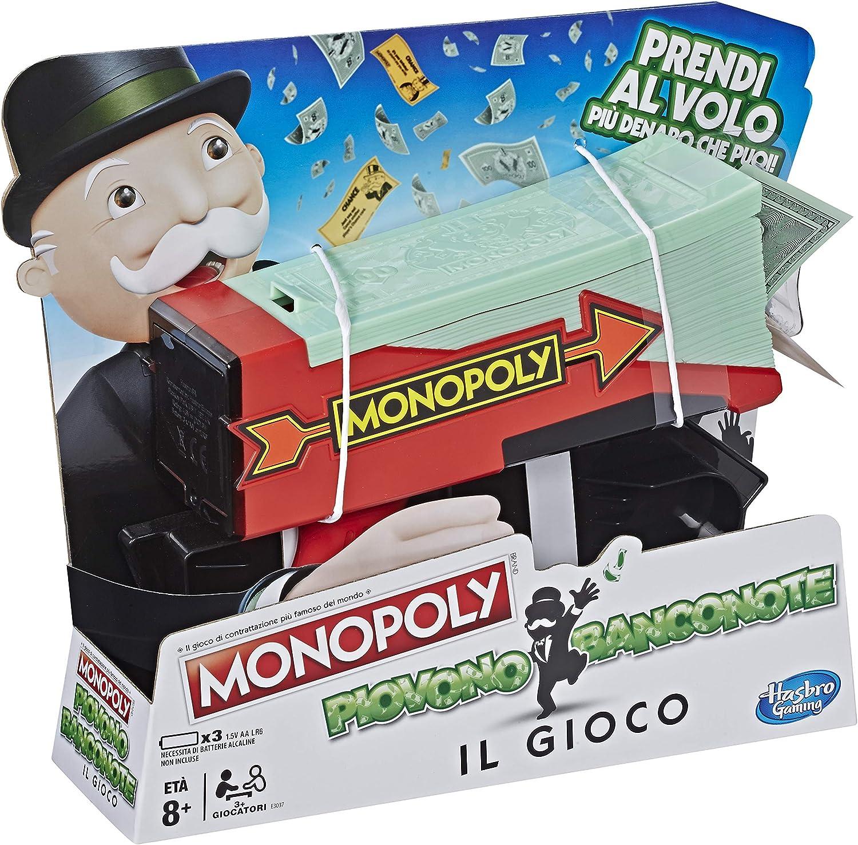 Monopoly - Plano Banconote (Juego en Caja): Amazon.es: Juguetes y juegos