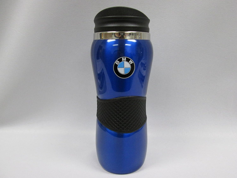 BMW 80900439611 Blue Stainless Travel Mug