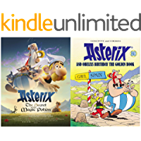 Asterix Full Series : Issue 39 (Asterix and Obelixs Birthday The Golden Book)
