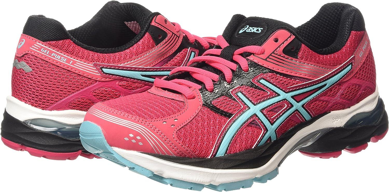 ASICS Gel-Pulse 7, Zapatillas de Running para Mujer, Rosa (Azalea/Spring Bud/Black 2187), 35.5 EU: Amazon.es: Zapatos y complementos