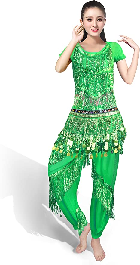 Symbol Life profesional Danza del Vientre Disfraz Índico Danza ...