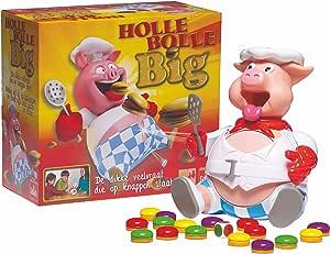 Goliath Holle Bolle Big Niños Juego de Mesa de Aprendizaje - Juego de Tablero (Juego de Mesa de Aprendizaje, Niños, 20 min, Niño/niña, 4 año(s), Holandés): Amazon.es: Juguetes y juegos
