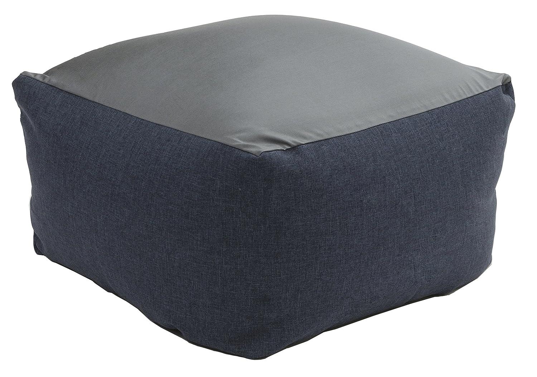 セルタン ビーズクッション へたりにくい スゴビーズ XLサイズ デニム調インディゴブルー カバーが洗える 日本製 A800a-612DBL/611GRY B07HKMWTST 07デニム調インディゴブルー 03 XLサイズ
