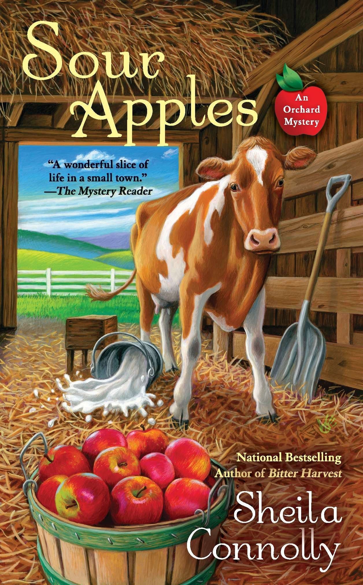 Sour Apples (An Orchard Mystery) ebook