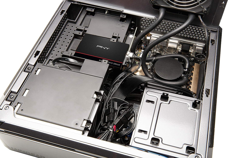 PNY CS1311 - Disco duro sólido de 240GB (550 MB/s, SATA III, TLC ...