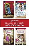 Harlequin Kimani Romance August 2015 Box Set: An Anthology
