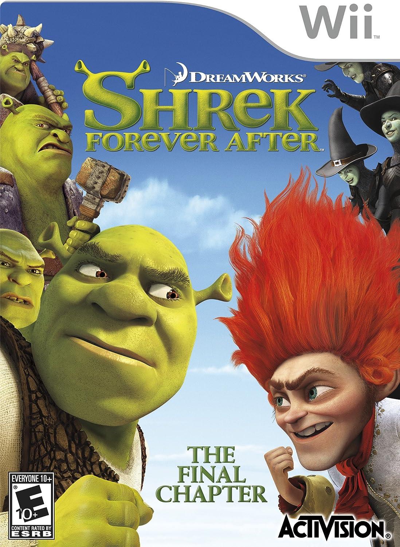 Amazon Shrek Forever After