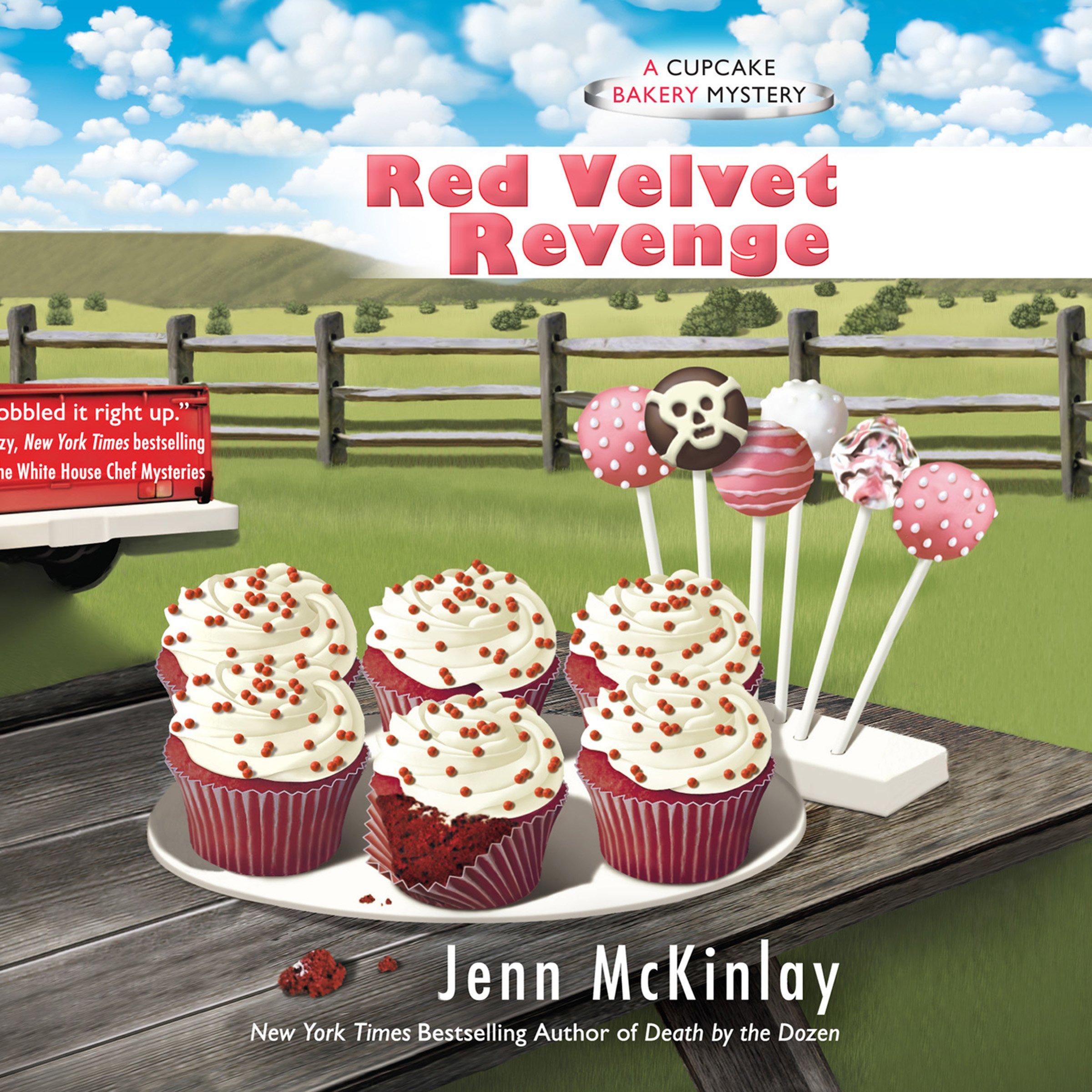 Red Velvet Revenge: Cupcake Bakery Mystery, Book 4 by Dreamscape Media, LLC