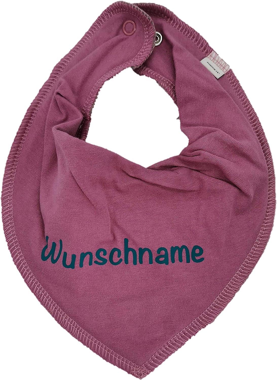kukido Halstuch von Name it mit Namen oder Text personalisiert f/ür Baby oder Kind