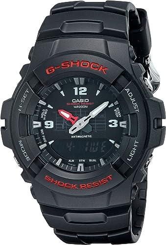 Relógio Casio G-Shock modelo G-100-1BVMCI