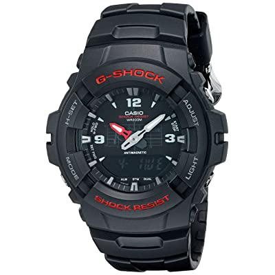 G-Shock G100-1BV - one of the best g shock military watches