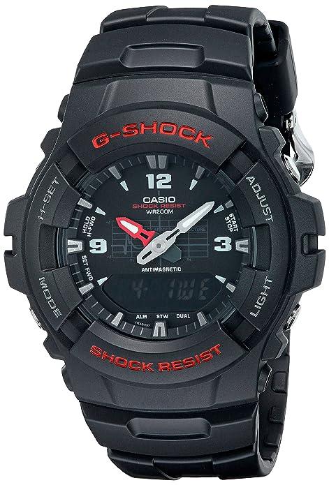 Casio Men's G-Shock Classic Analog-Digital Watch
