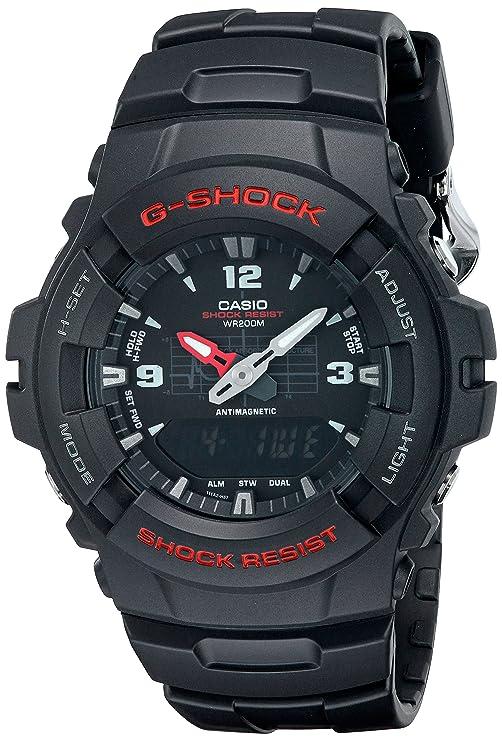 3. Casio G-Shock G100-1BV