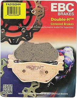 amazon com piaa 77302 lp530 bike specific led driving kit for ebc brakes fa319 2hh disc brake pad set