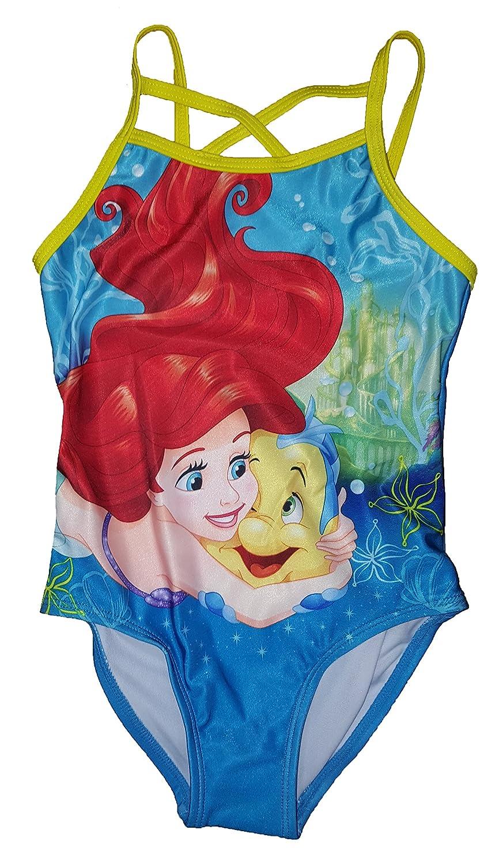 Disney Ariel The Little Mermaid One Piece Swimsuit WG8712669LM