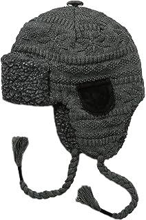 16ea538ce81 Amazon.com  MUK LUKS Men s Cuffed Trapper Hat