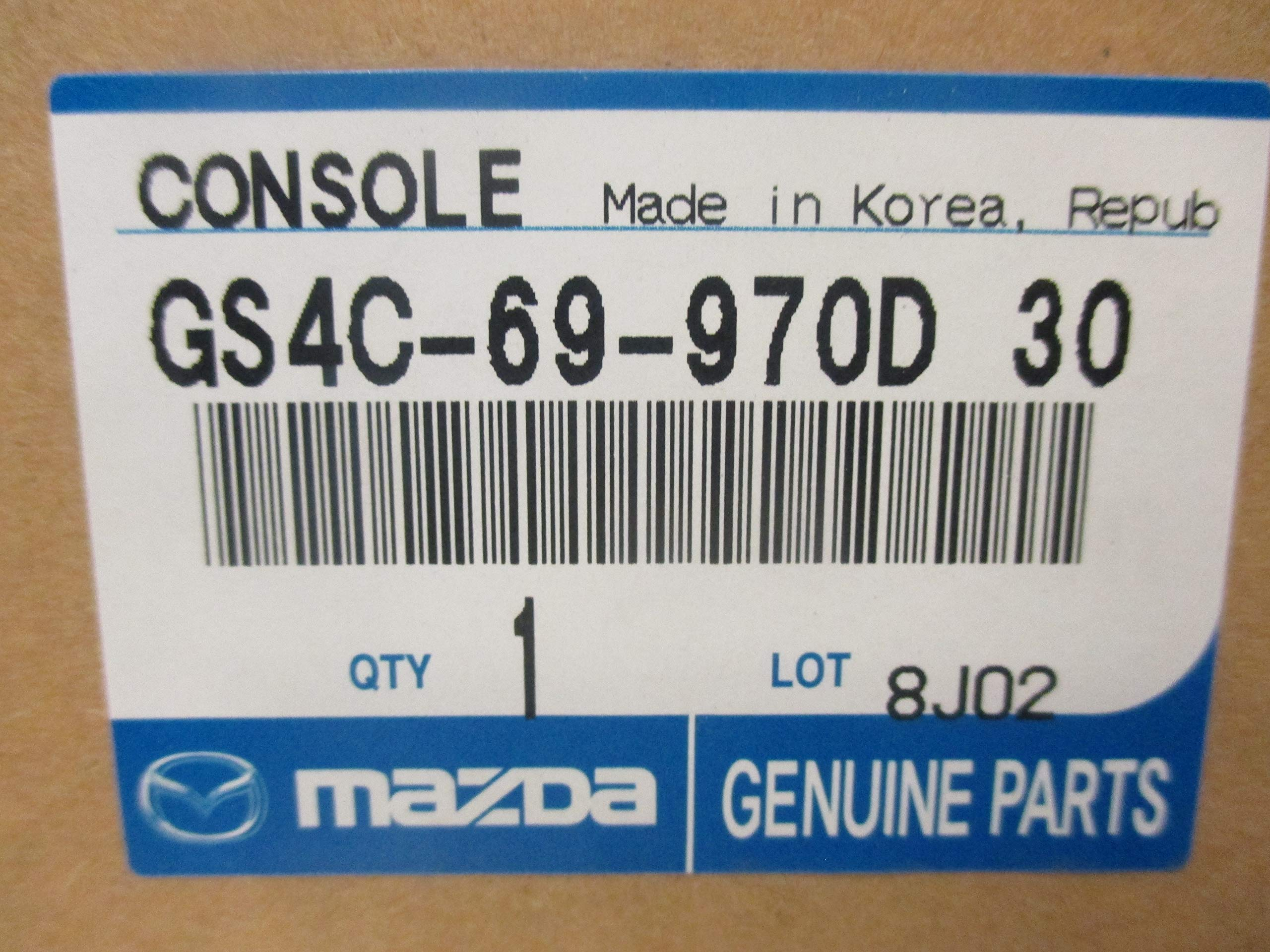 Mazda New Genuine OEM 2009-2011 6 Overhead Console Map Reading Lamp Light Beige by Mazda (Image #3)