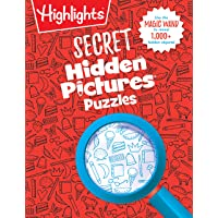 Highlights Secret Hidden Pictures Puzzles