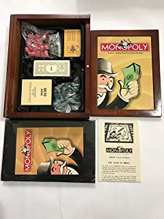 Monopoly Vintage Game Collection By Parker Brothers