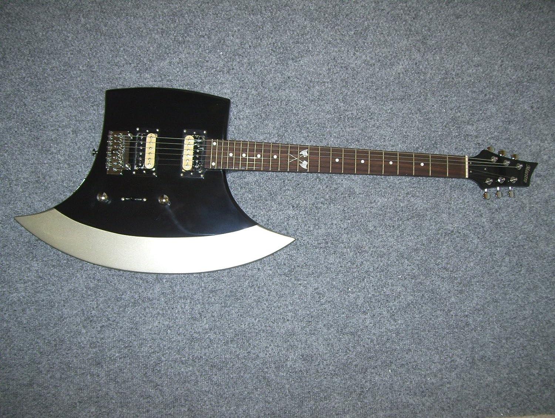 Guitarra eléctrica, Custom cuerpo, hacha, nuevo: Amazon.es ...