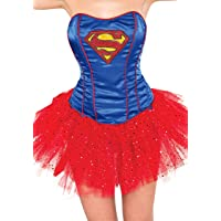 Rubie's Costume Co Women's Corset (Supergirl)