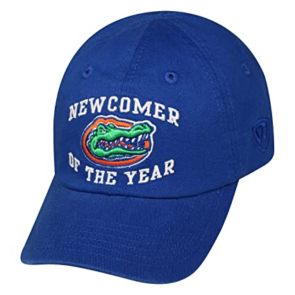 efcced44262 Top of the World Florida Gators Official NCAA Adjustable Infant Newcomer Hat  Cap by 739540