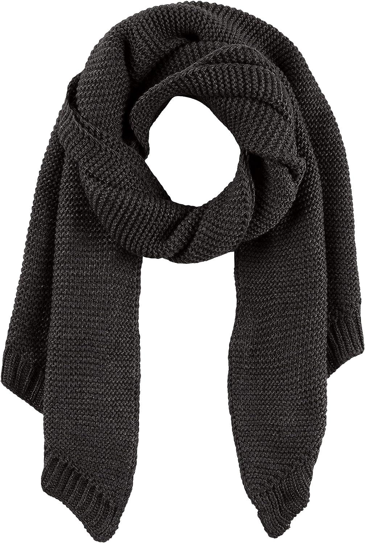 PIECES Pcdace Long Wool Scarf Noos Bufanda para Mujer