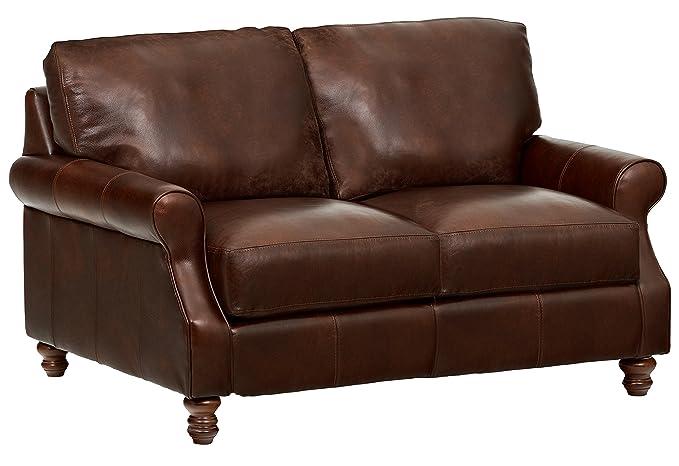 Sofá de Piel de Gran tamaño con diseño de Charles de Beam ...