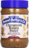 Peanut Butter & Co Cinnamon Raisin Swirl Peanut Butter, 16 oz
