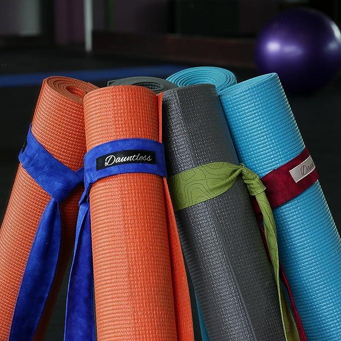 Amazon.com: Correa para esterilla de yoga y correa de ...