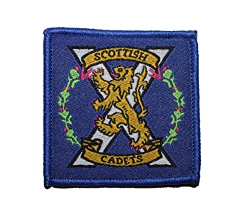CL Distribution Scottish Cadets (Army Cadet Force ACF) - TRF - Badge