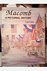 Macomb: A Pictorial History Hardcover